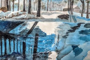 winter-scene-painting-sue-coomer